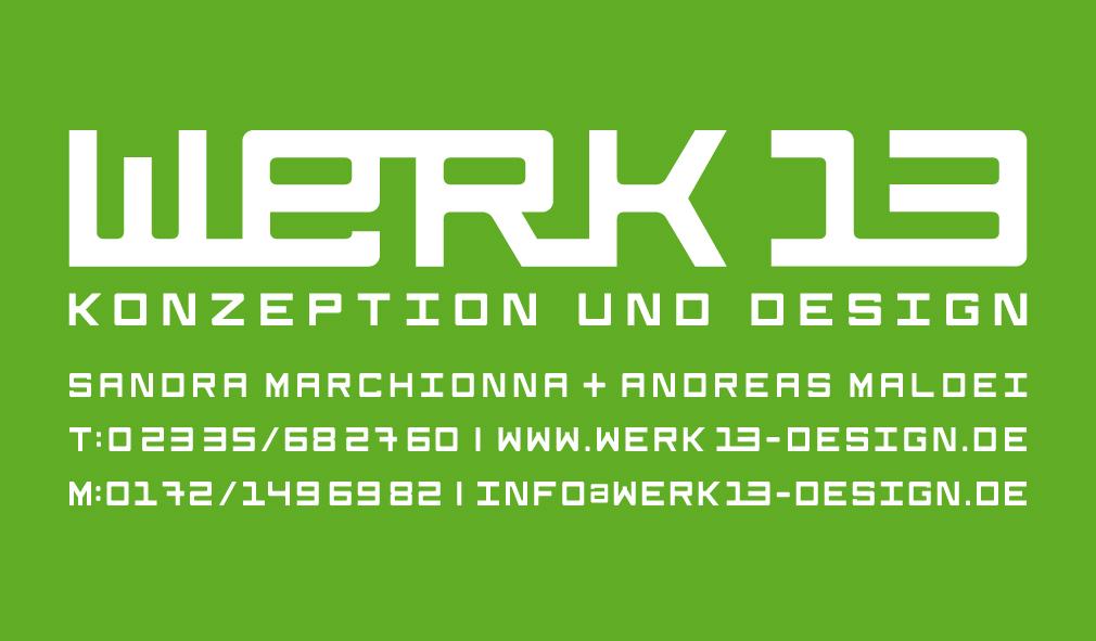 Werk13 Design