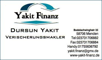 Yakit Finanz Versicherungsmakler