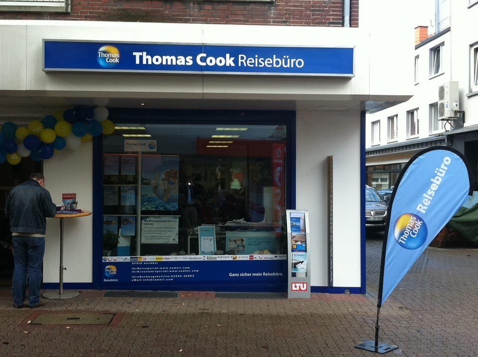 Thomas Cook Reisebüro Dorsten
